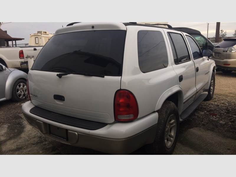 DODGE DURANGO 2001 price $2,500