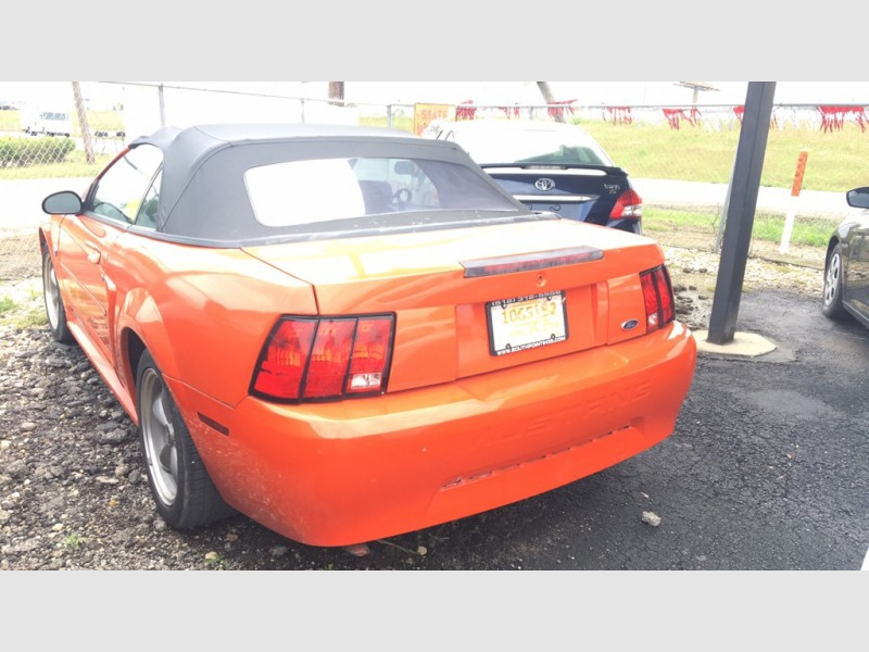 FORD MUSTANG 2004 price Call for Pricing.