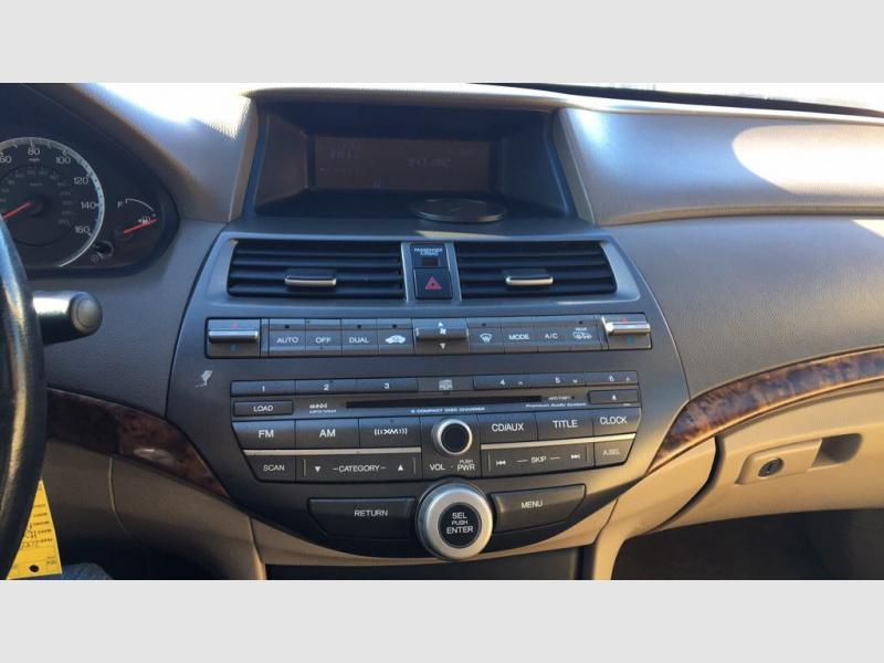 HONDA ACCORD 2009 price $6,999