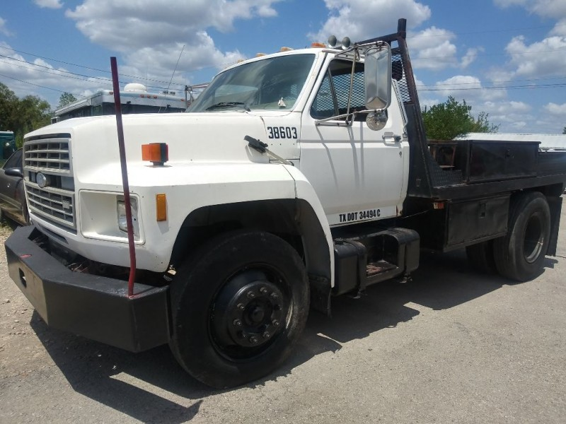 FORD F7000 1986 price $6,999