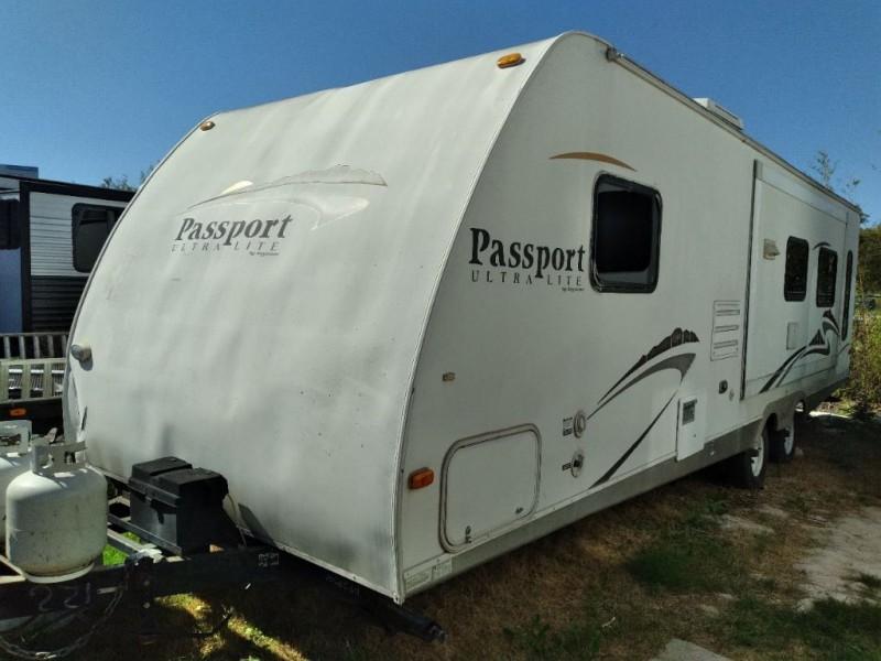 - CT PASSPORT 2008 price $13,999
