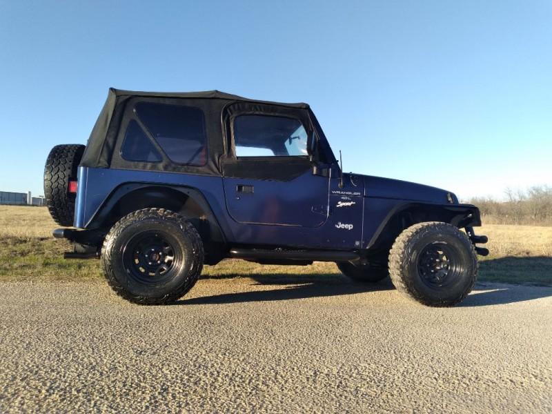Jeep WRANGLER / TJ 1997 price $10,995