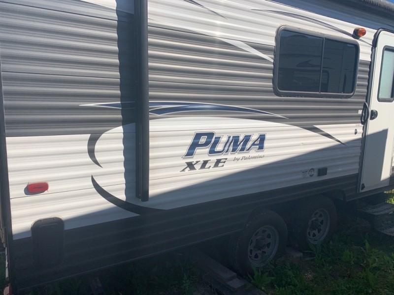 PUMA XLE 21TUC 2016 price $16,995
