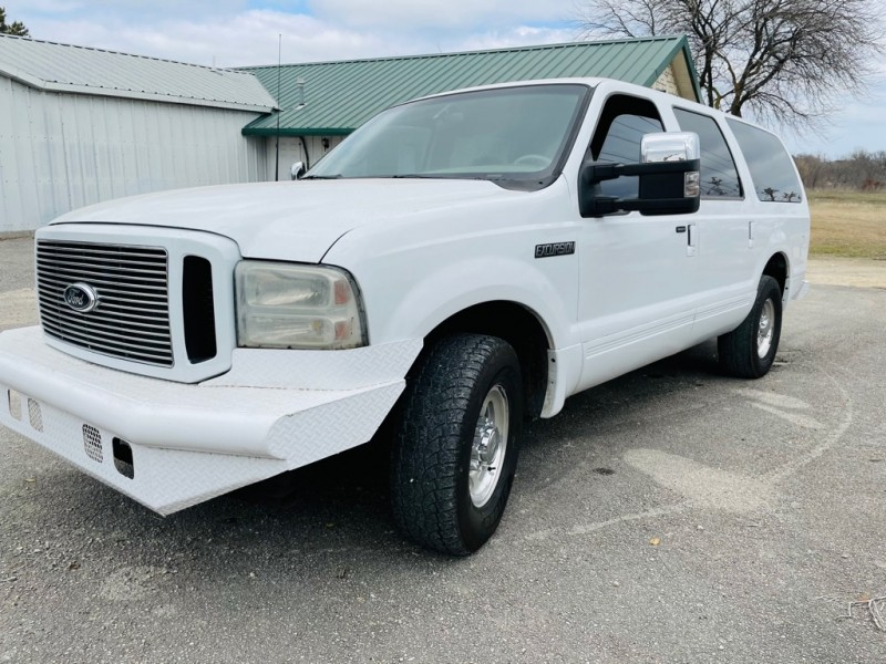 FORD EXCURSION 2001 price $7,995