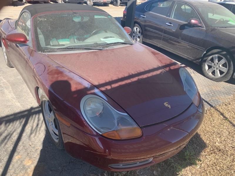 PORSCHE BOXSTER 1997 price $12,995