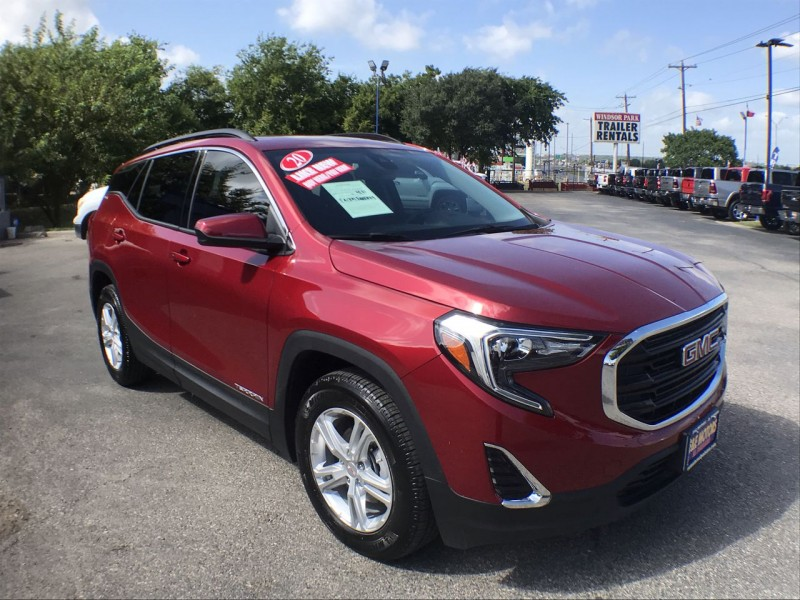 GMC Terrain 2020 price CALL FOR PRICE