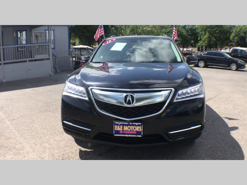 Acura MDX 2015 price CALL FOR PRICE