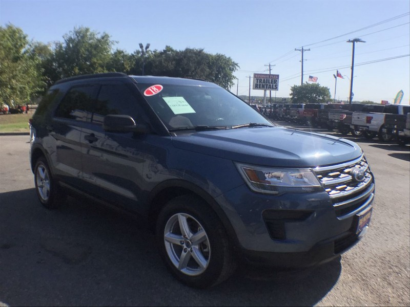 Ford Explorer 2018 price CALL FOR PRICE