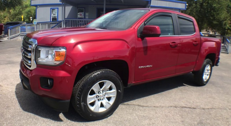 GMC Canyon 2016 price CALL FOR PRICE
