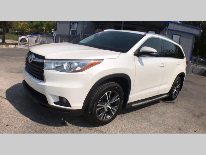 Toyota Highlander 2016 price CALL FOR PRICE