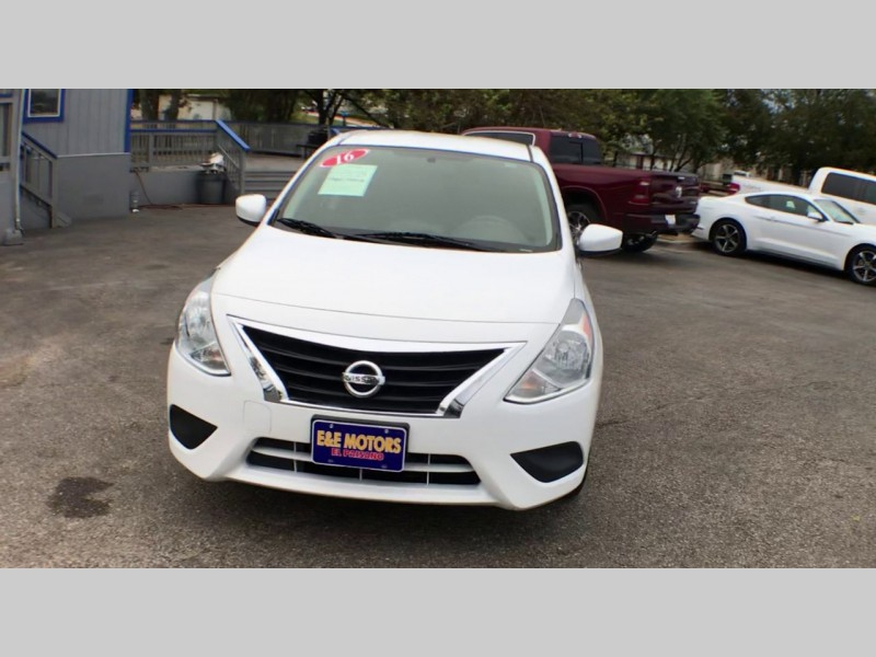 Nissan Versa 2016 price CALL FOR PRICE
