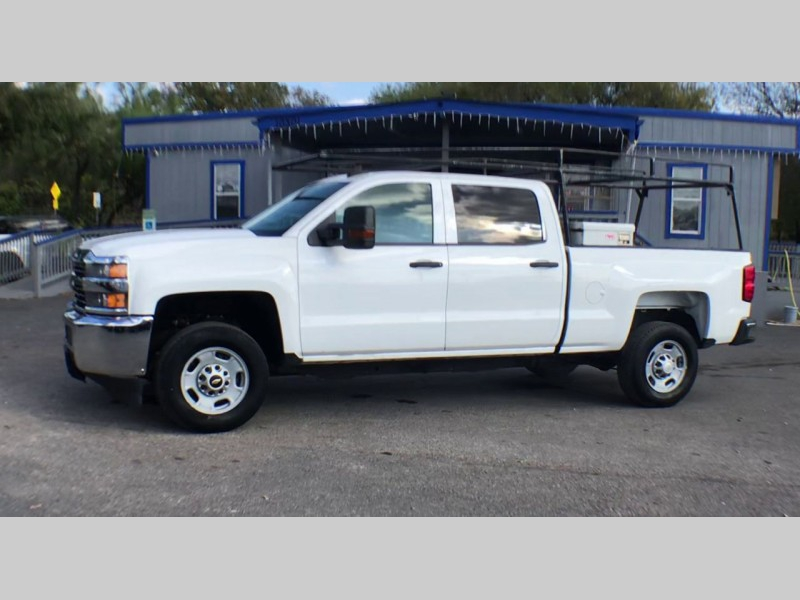 Chevrolet Silverado 2500HD Built After Aug 14 2015 price CALL FOR PRICE