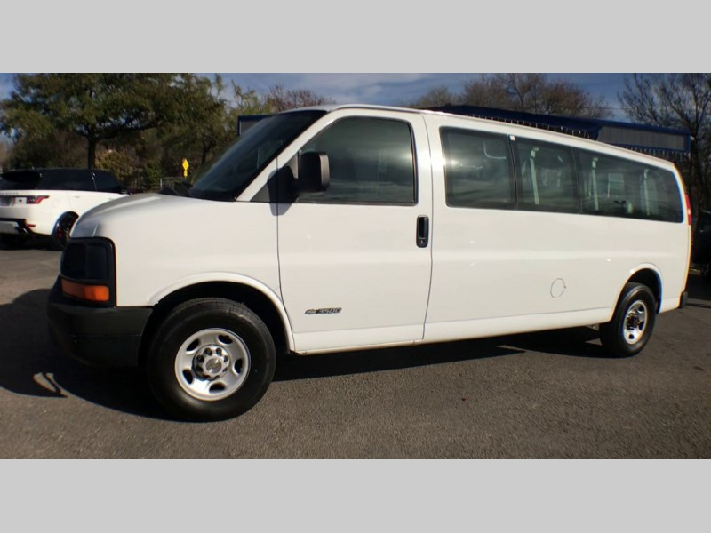 Chevrolet Express Passenger 2003 price CALL FOR PRICE