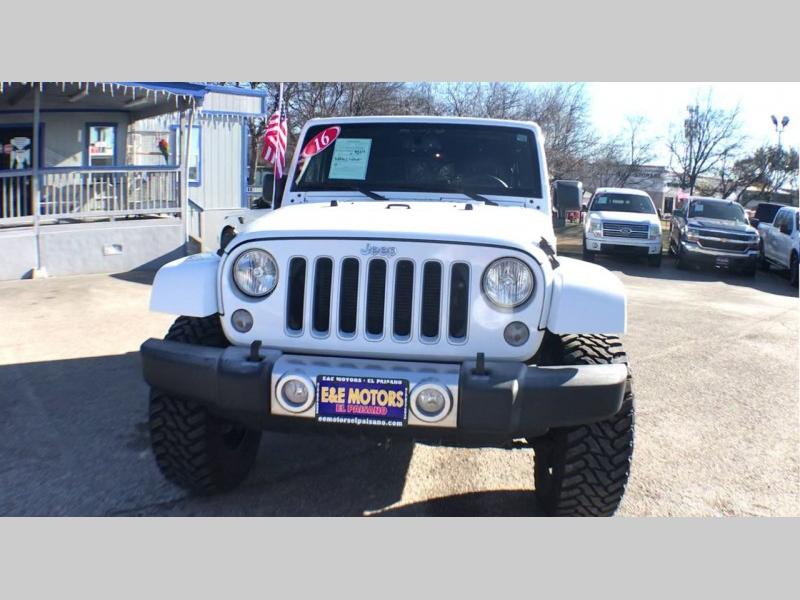 Jeep Wrangler Unlimited 2016 price CALLFOR PRICE
