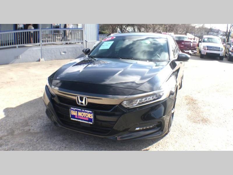 Honda Accord Sedan 2018 price CALL FOR PRICE