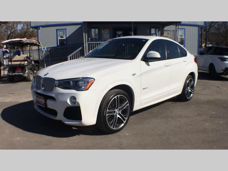 BMW X4 2016 price CALL FOR PRICE