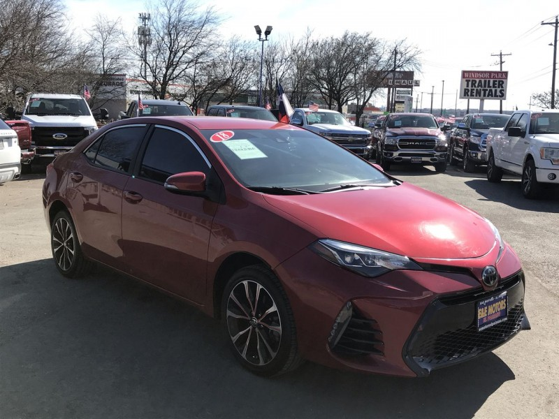Toyota Corolla 2018 price CALL FOR PRICE
