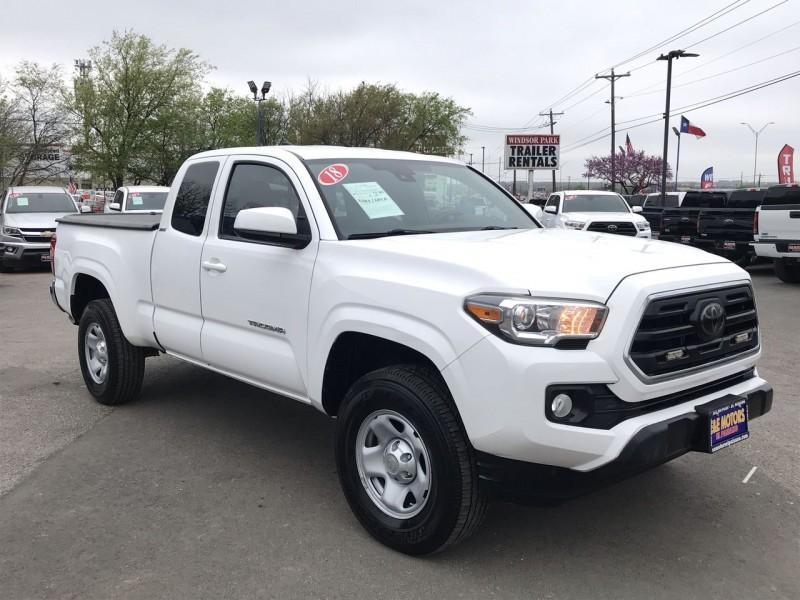Toyota Tacoma 2018 price CALL FOR PRICE