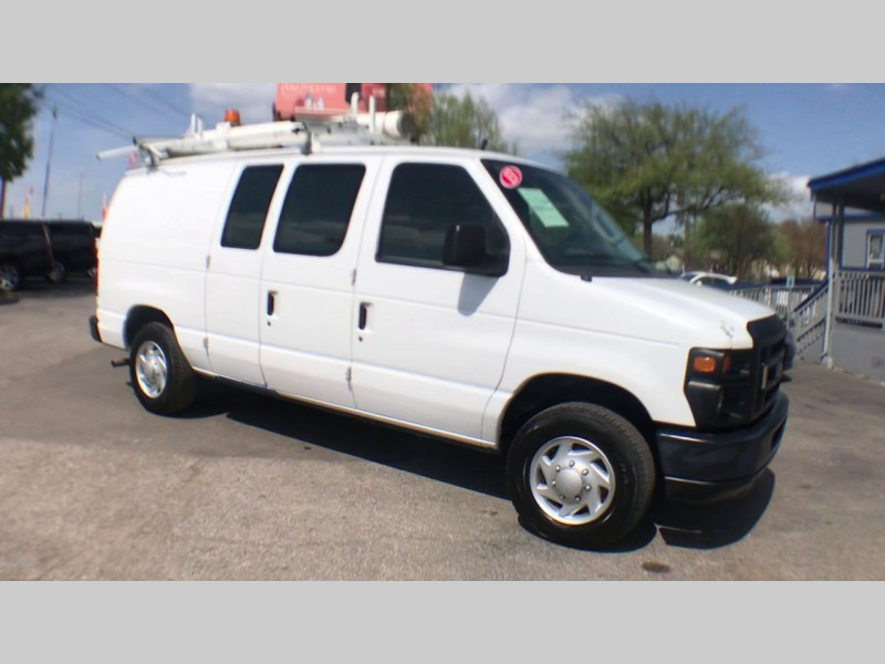 Ford Econoline Cargo Van 2013 price CALL FOR PRICE