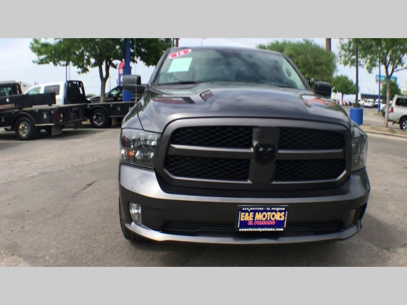 RAM 1500 2018 price CALL FOR PRICE