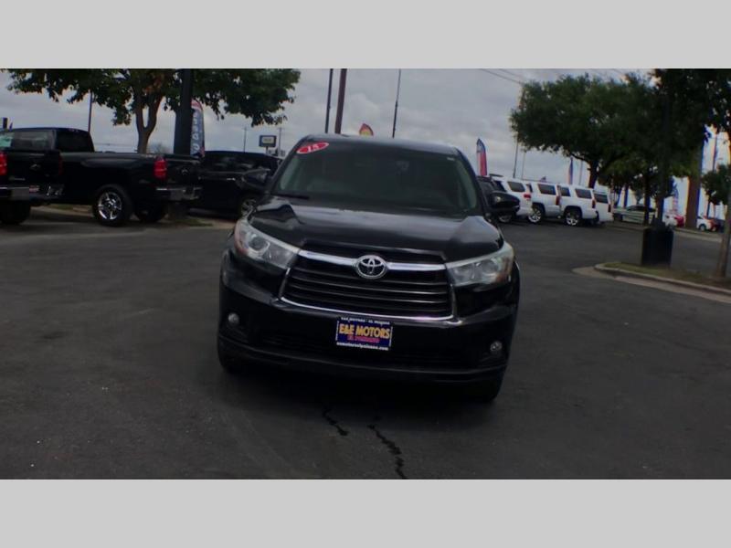 Toyota Highlander 2015 price CALL FOR PRICE