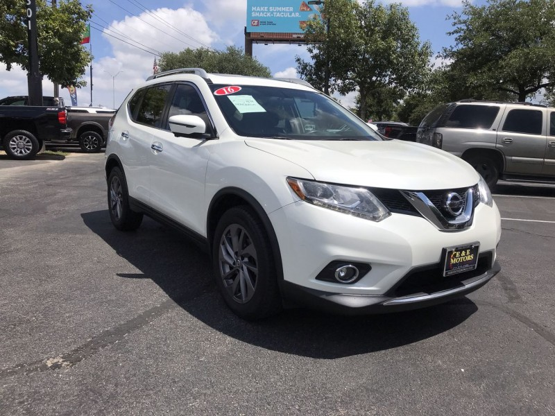 Nissan Rogue 2016 price CALL FOR PRICE