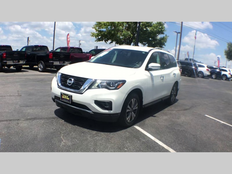 Nissan Pathfinder 2017 price CALL FOR PRICE