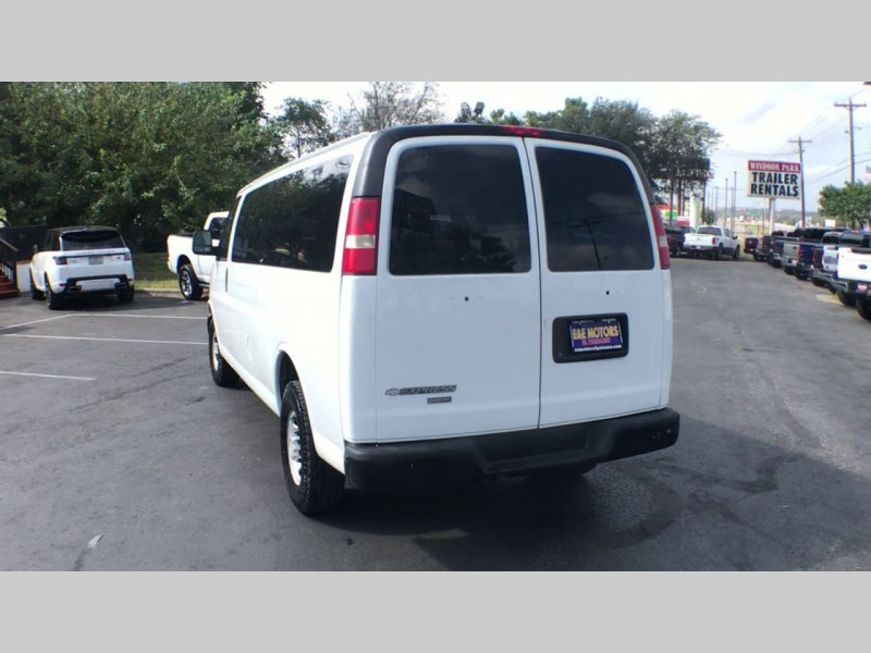 Chevrolet Express Passenger 2010 price CALL FOR PRICE