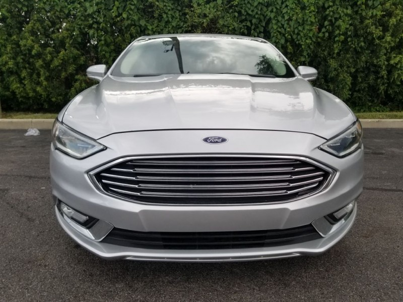 FORD FUSION 2018 price $21,488