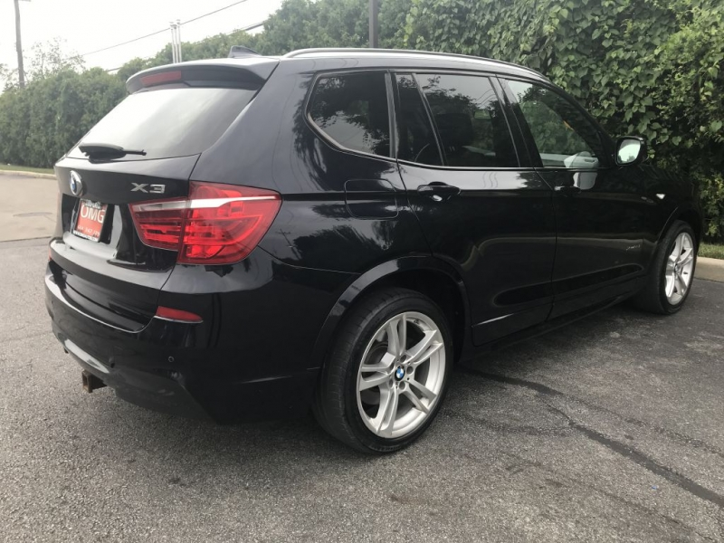 BMW X3 2014 price $19,998