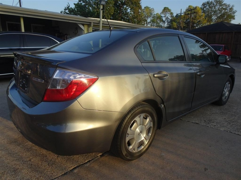 Honda Civic Hybrid 2012 price $10,995