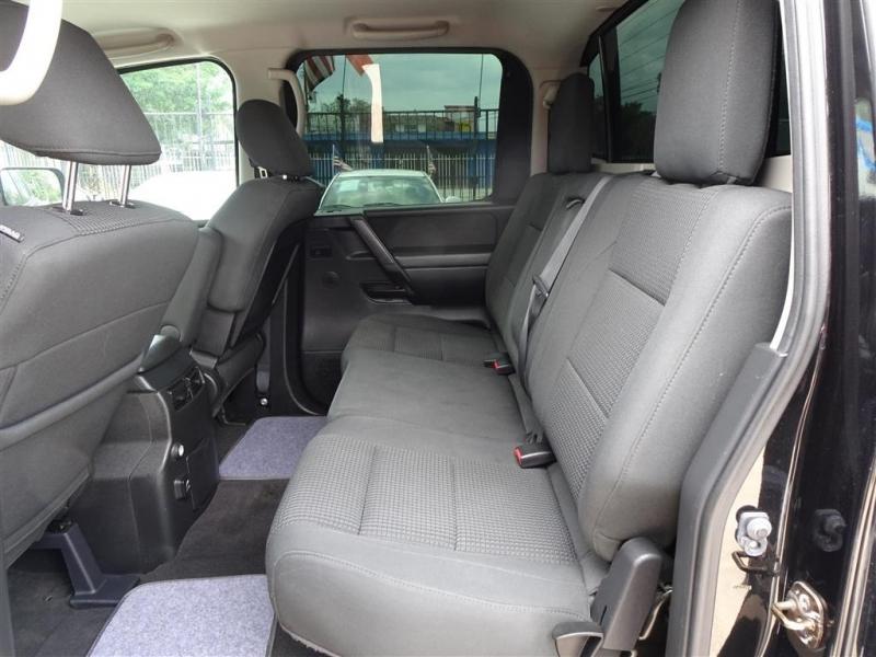 Nissan Titan 2013 price $16,500