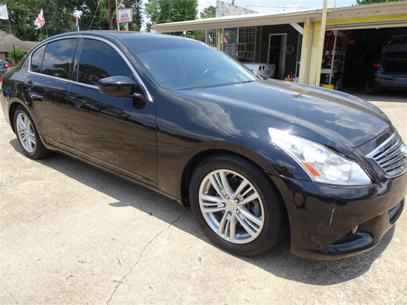Infiniti G37 Sedan 2012 price $11,995