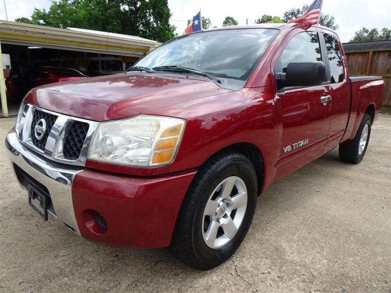 Nissan Titan 2006 price $9,500