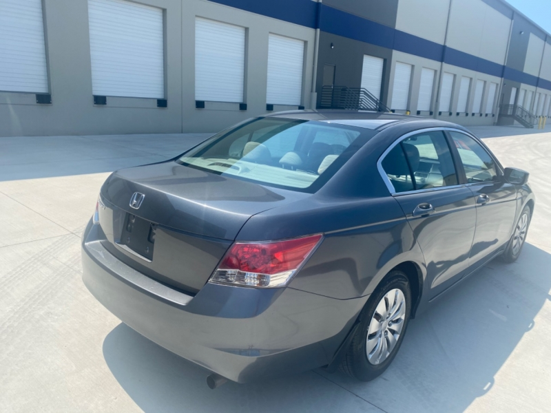 Honda Accord Sdn 2010 price $6,750