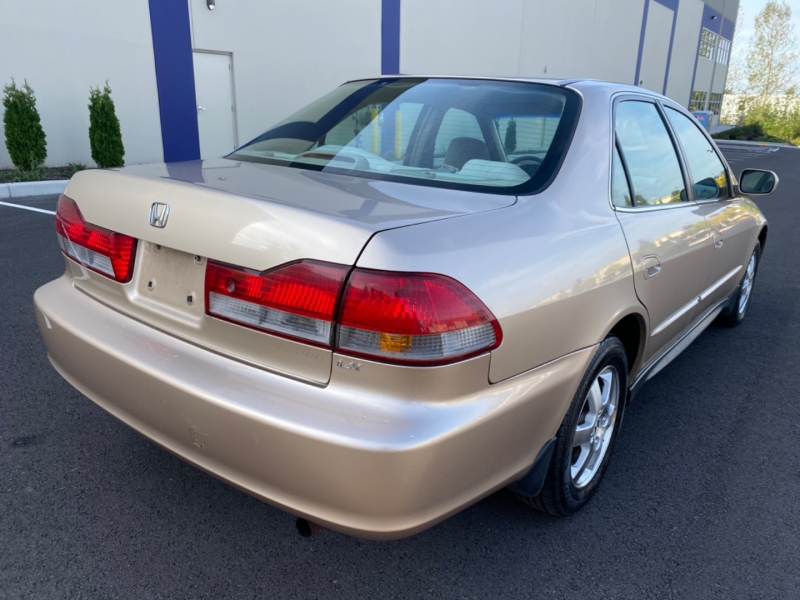 Honda Accord Sdn 2001 price $2,995