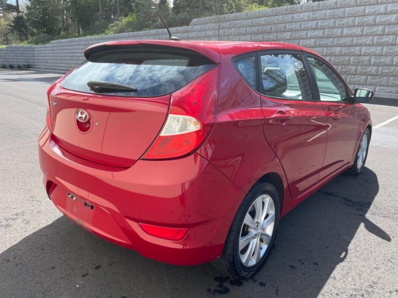 Hyundai Accent 2012 price $5,995