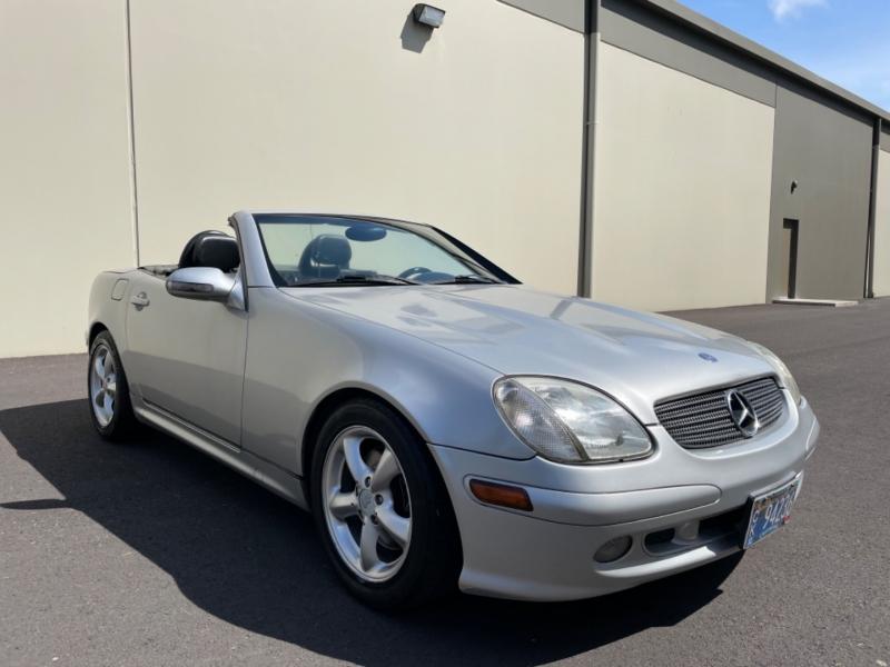 Mercedes-Benz SLK-Class 2003 price $9,995