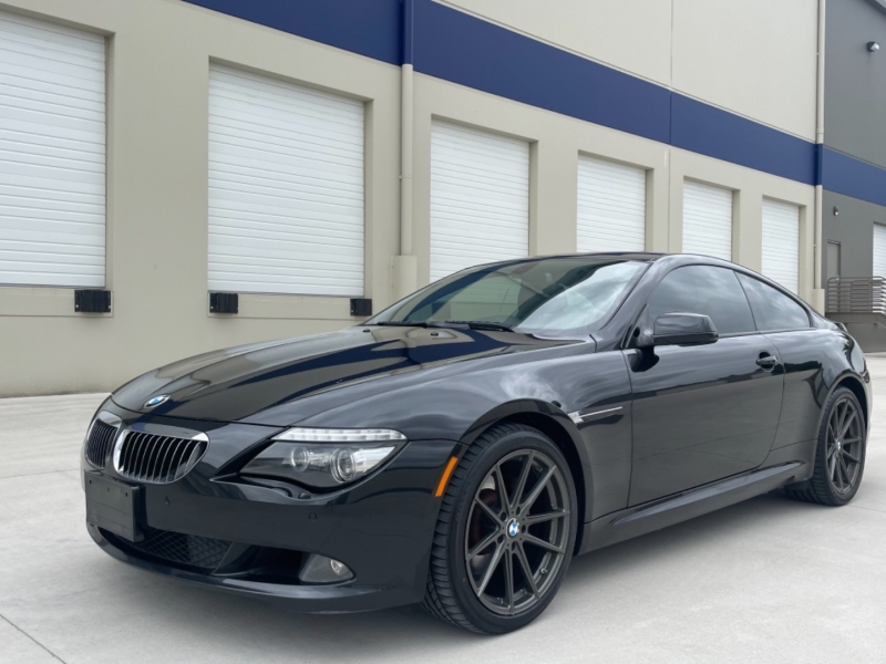 BMW 6-Series 2010 price $18,995