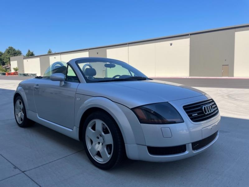 Audi TT 2002 price $14,995