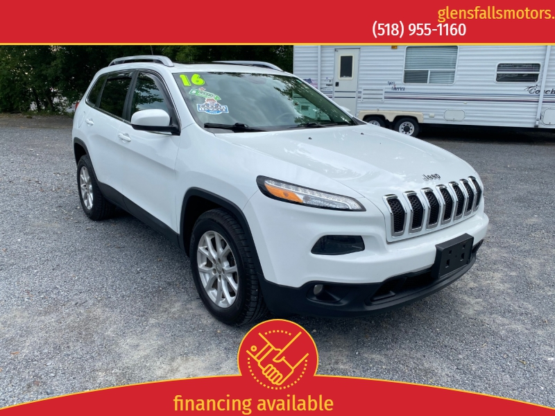 Jeep Cherokee 2016 price $16,788