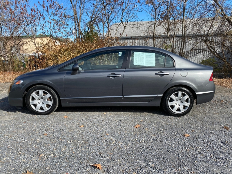 Honda Civic Sdn 2010 price $7,980