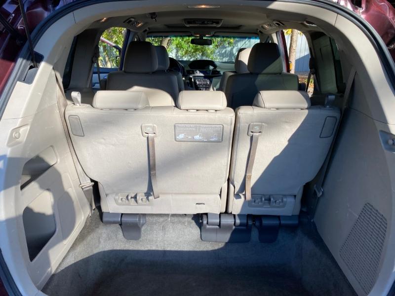 Honda Odyssey 2012 price $14,888