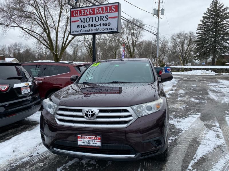 Toyota Highlander 2013 price $15,836