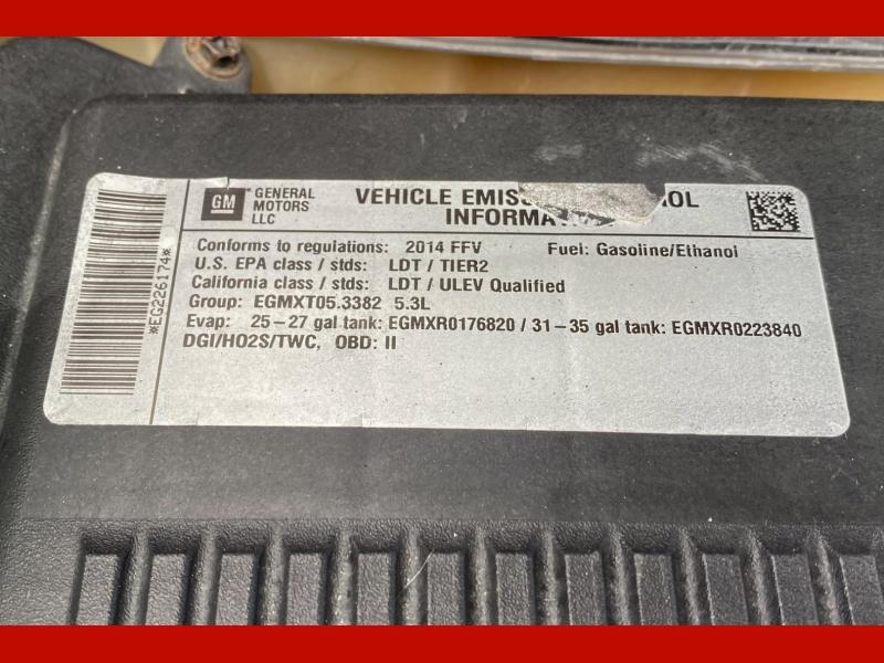 GMC Sierra 1500 2014 price $26,789