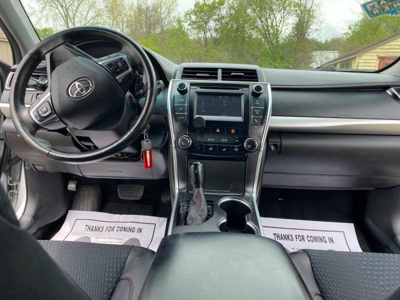 Toyota Camry 2015 price $15,975
