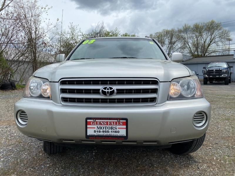 Toyota Highlander 2003 price $9,999