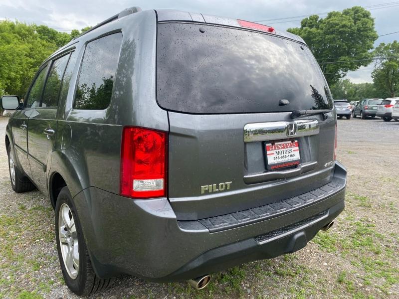 Honda Pilot 2012 price $15,477
