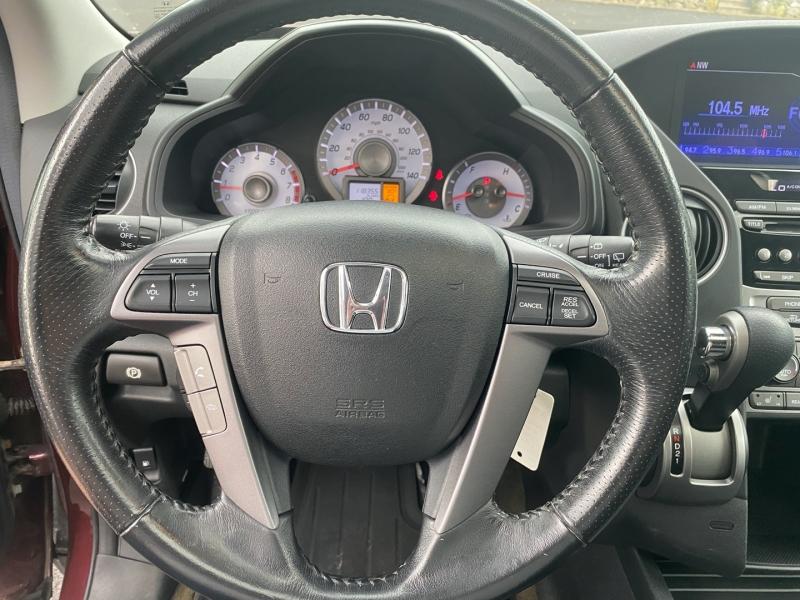 Honda PILOT 2013 price $16,996