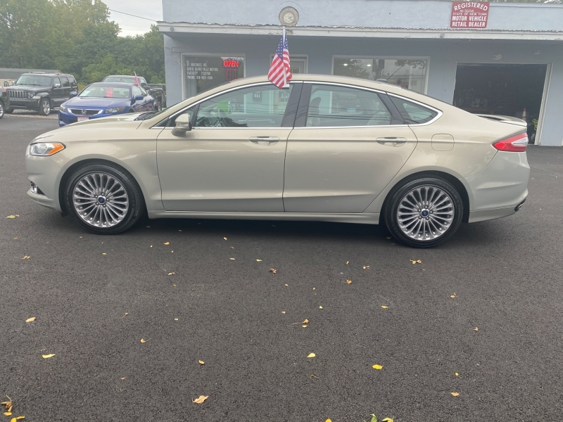 FORD FUSION 2016 price $15,888